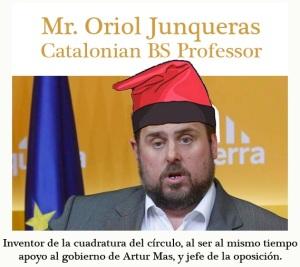 Prof. Junqueras