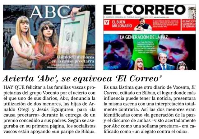 ABC y Correo EM