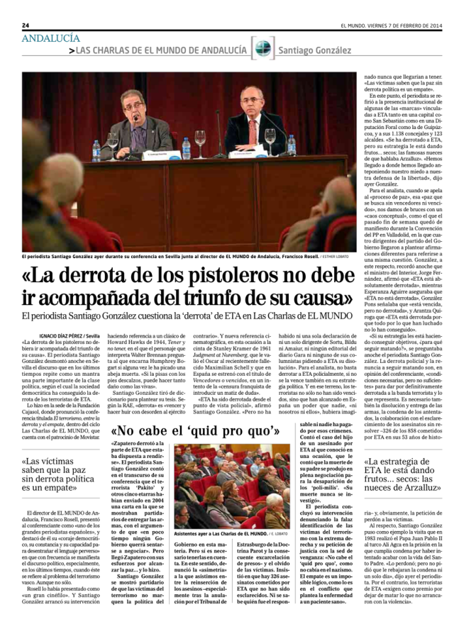 Conferencia Sevilla