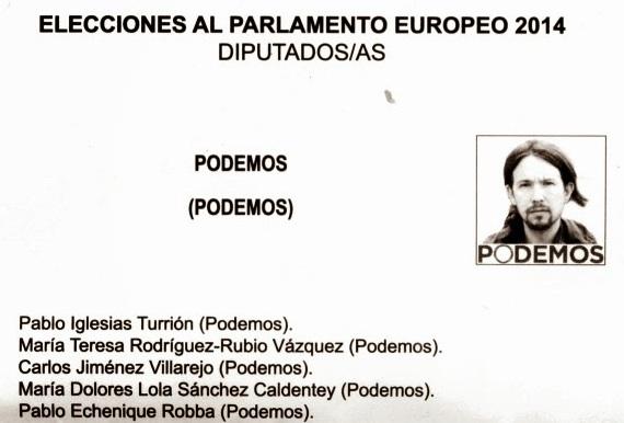 LOgo Pablo Iglesias