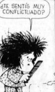 Mafalda peine
