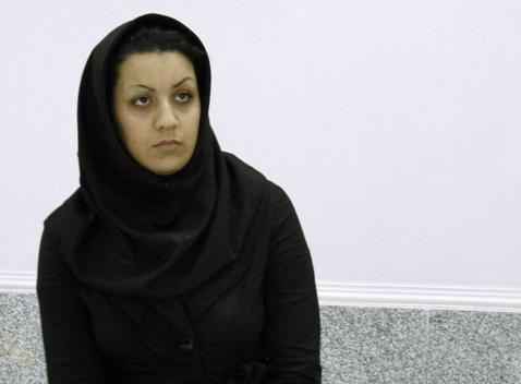 Irán colgada