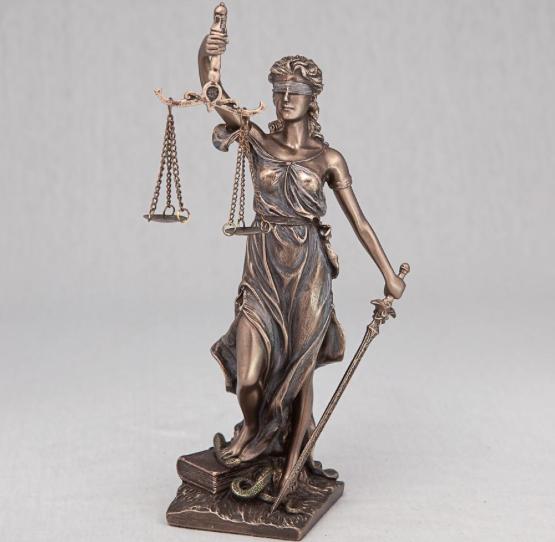 Justicia es ciega