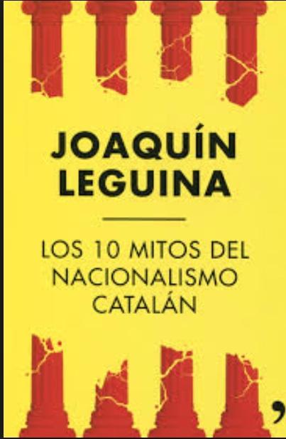 Leguina, los 10 mitos de nacionalismo catalánCaptura de pantalla 2014-10-08 a la(s) 17.17.18