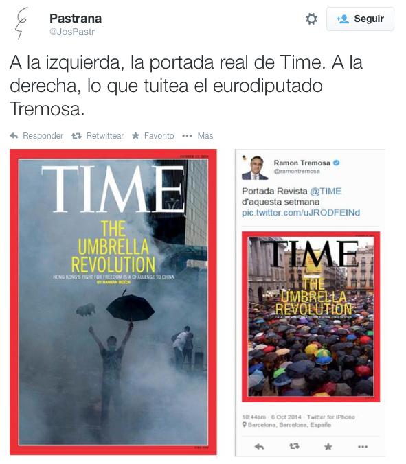 Time catalán