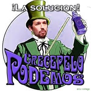 Crecepelo Podemos