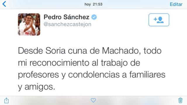 Soria, cuna de Machado
