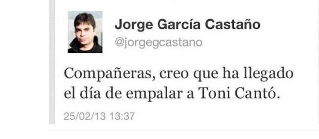Jorge Gª Castaño