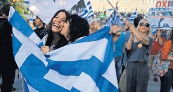 alegría griega