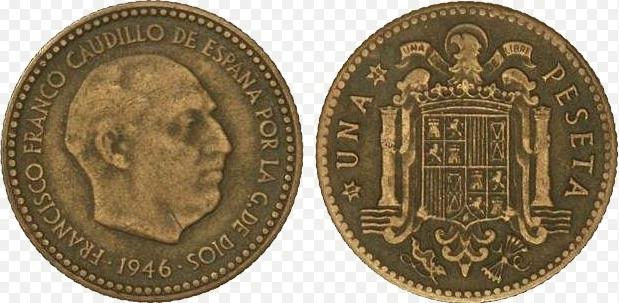 Franco peseta