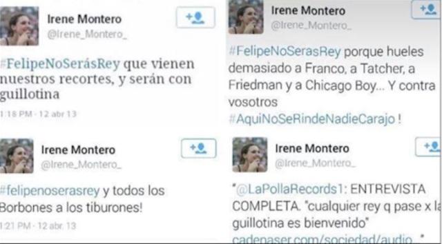 Irene tuits