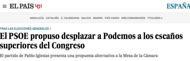 PSOE fue