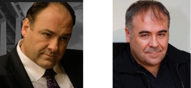Tony y Soprano