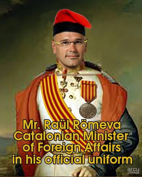 Image result for raul romeva f 18