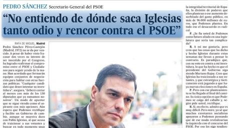 Pedro odio