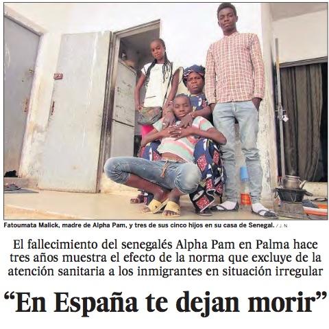 Alpha Pam familia
