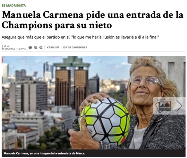 Abuela Carmena