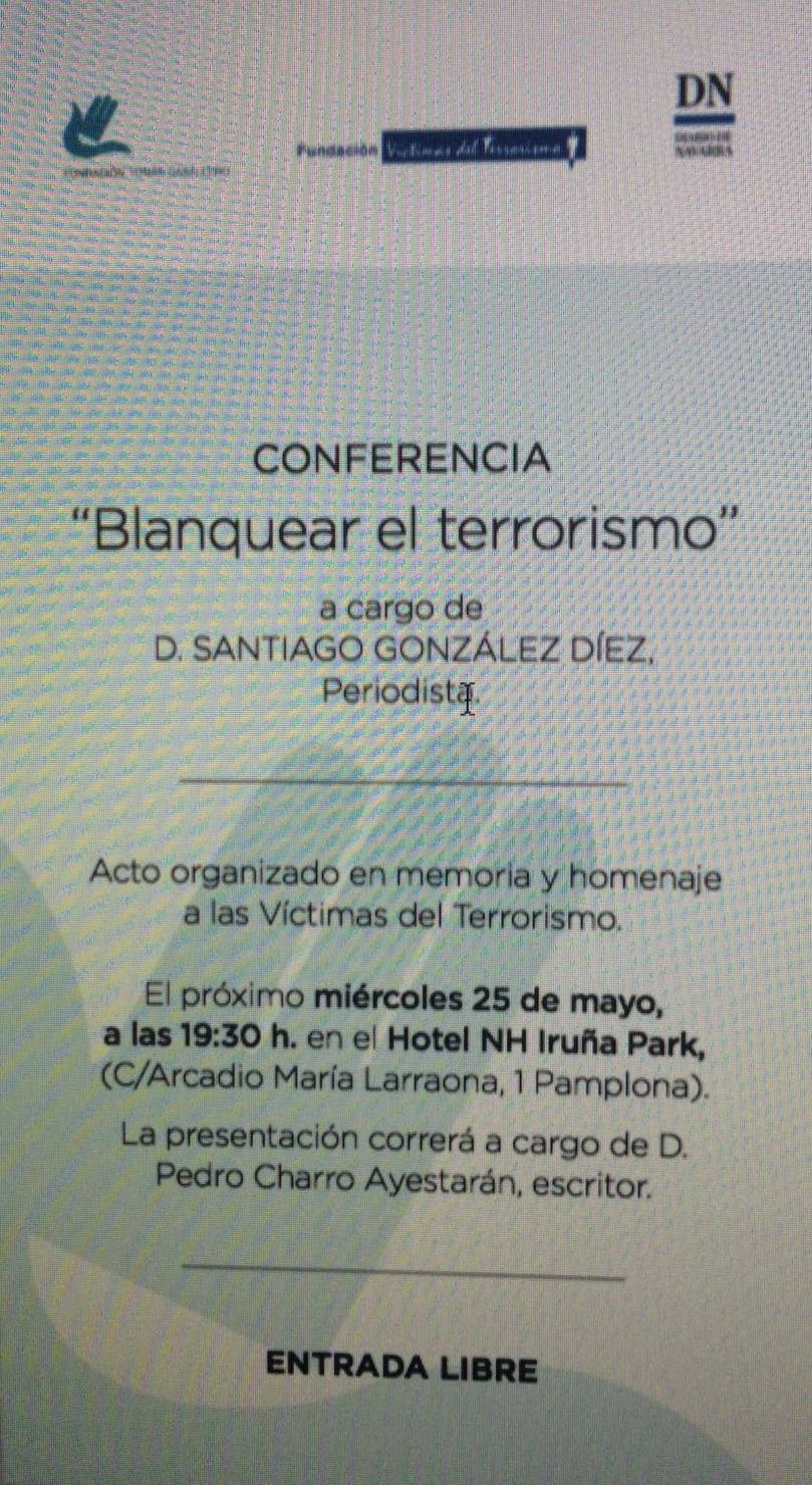 Mañana en Pamplona | El blog de Santiago González