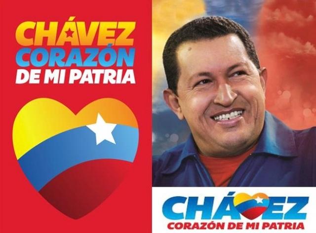 Chávez, corazón